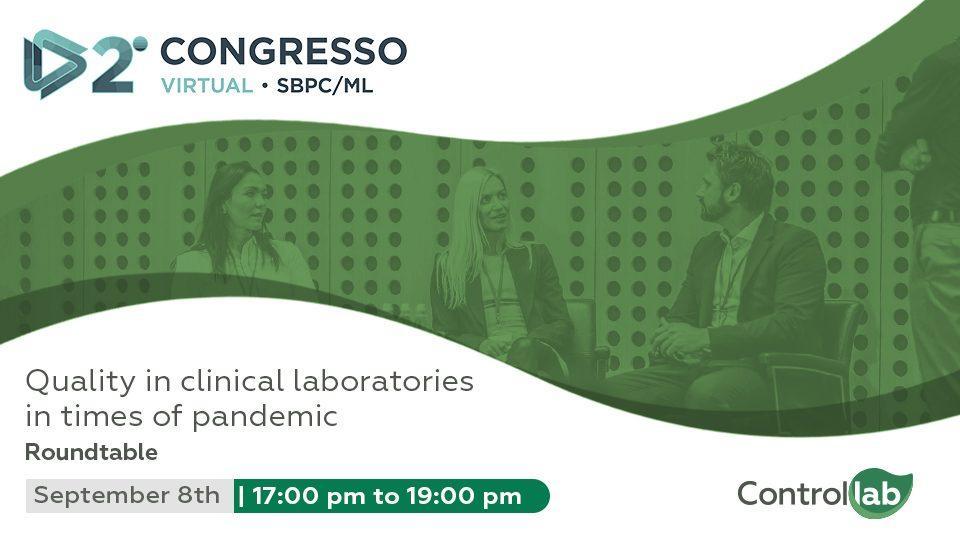 2ocongresso virtual SBPC ML Qualidade nos Laboratorios ClinicosWP EN 1