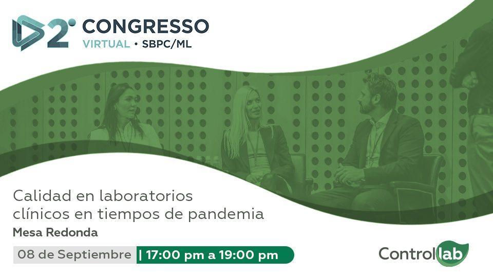 2ocongresso virtual SBPC ML Qualidade nos Laboratorios ClinicosWP ES 2