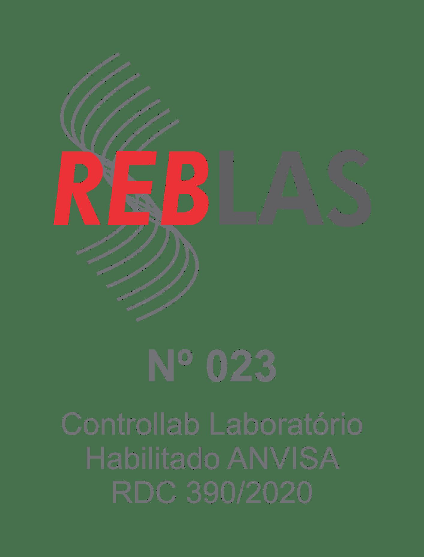 Logo REBLAS