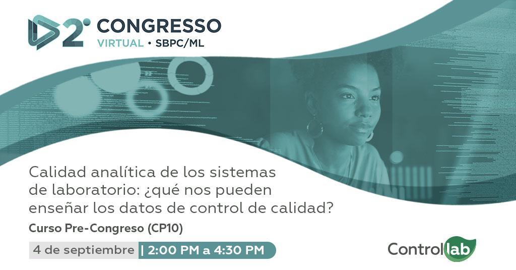 congresso virtual SBPC ML CP10 Qualidade AnaliticaWP ES