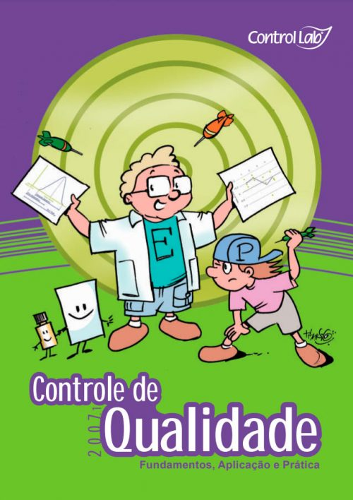 livro controle de qualidade
