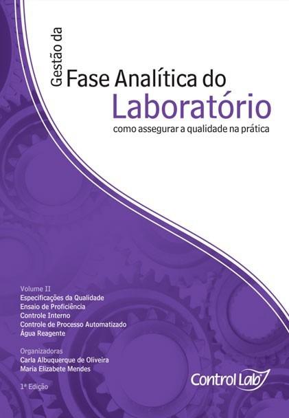 livro fase analitica laboratorio vol2