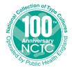 nctc 100th logo