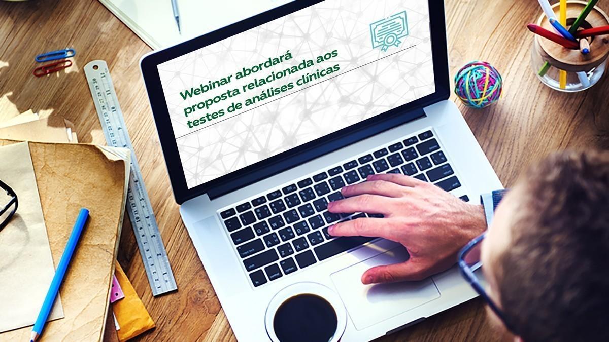 webinar analises clinicas
